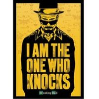 Breaking Bad I Am The One Who Knocks - 40 x 55 Inches Giant Poster