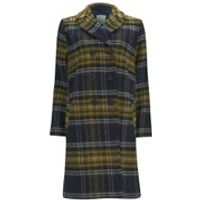 Great Plains Womens Double Breasted Coat - True Navy - UK 12