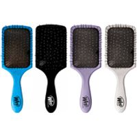 Wet Brush WET Paddle - Stone Cold Silver