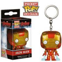 Marvel Avengers Age of Ultron Iron Man Pop! Vinyl Key Chain