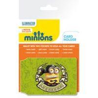 Minions Bello - Card Holder
