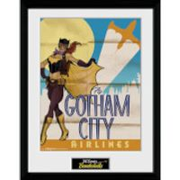 DC Comics Batgirl - 16 x 12 Inches Framed Photographic