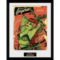 DC Comics Posion Ivy - 16 x 12 Inches Framed Photographic