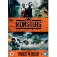 Monsters Double Pack
