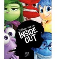 Disney Inside Out Silhouette - 16 x 20 Inches Mini Poster