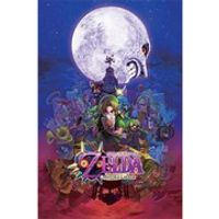 Nintendo The Legend Of Zelda Majoras Mask - 24 x 36 Inches Maxi Poster