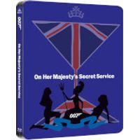 On Her Majestys Secret Service - Zavvi Exclusive Limited Edition Steelbook