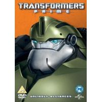 Transformers Prime - Unlikely Alliances