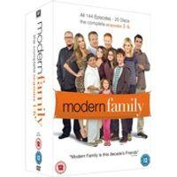 Modern Family - Seasons 1-6