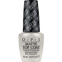 OPI Matte Top Coat (15ml)