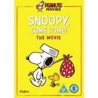 Snoopy, Come Home! - The Movie
