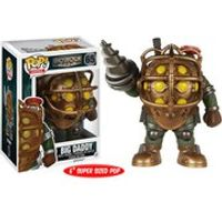 BioShock Big Daddy 6 Inch Super Sized Pop! Vinyl Figure