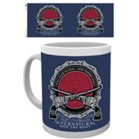 Supernatural Guns - Mug