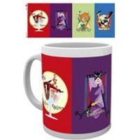DC Comics Quad Gotham Girls - Mug