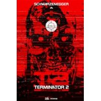 Terminator 2 Hello Muller Standard Zavvi Exclusive - 18 x 24 Inches Numbered Screen Print