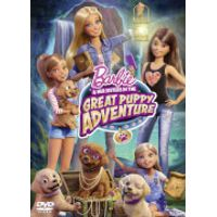 Barbie & Her Sisters in The Great Puppy Adventure - Includes Puppy Decorations