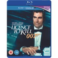 Licence To Kill (Includes HD UltraViolet Copy)