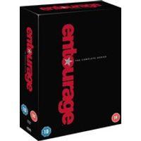 Entourage - Complete Seasons 1-8
