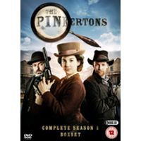 The Pinkertons - Series 1 Vol 1