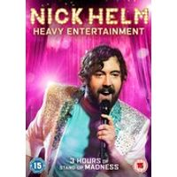 Nick Helms Heavy Entertainment