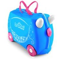 Trunki Pearl Princess Carriage Ride-On Suitcase