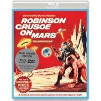 Robinson Crusoe On Mars - Dual Format (Includes DVD)