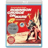 Robinson Crusoe On Mars - Dual Format (Includes DVD)
