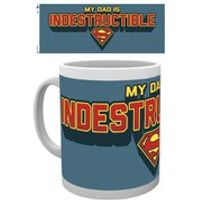 DC Comics Superman Indestructible Dad - Mug