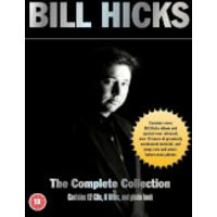 Bill Hicks The Complete Collection - Limited Edition