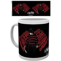 Nightmare on Elm Street Freddy - Mug