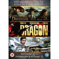 The Grandmasters Of Kung Fu: The Grandmaster, Dragon, Flying Swords Of Dragon Gate