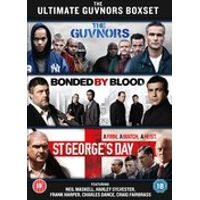 The Ultimate Guvnors Boxset: The Guvnors, Hyena, St Georges Day