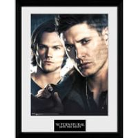 Supernatural Brothers - 16 x 12 Inches Framed Photographic