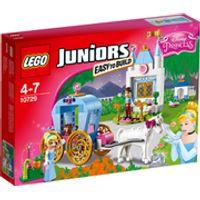 LEGO Juniors: Disney Princess Cinderellas Carriage (10729)