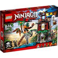 LEGO Ninjago: Tiger Widow Island (70604)