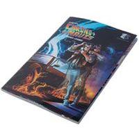 Chrononauts Graphic Novel