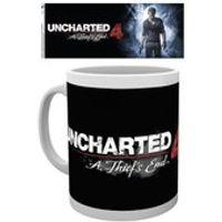 Uncharted 4 Thiefs End - Mug