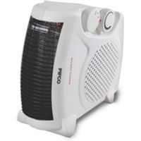 Pifco PE124 2000W Fan Heater Thermo - White