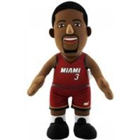 Miami Heat Dwayne Wade 10 Inch Bleacher Creature