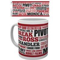 Friends Quotes - Mug