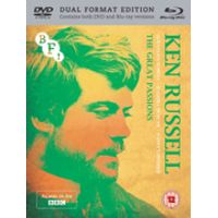 Ken Russell: The Great Passions - Dual Format (Includes DVD)