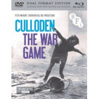 Culloden / The War Game - Dual Format (Includes DVD)
