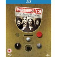Warehouse 13 - Series 1-5