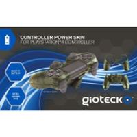 Gioteck PS4 Controller Power Skin - Camo