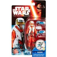 Star Wars The Force Awakens X-Wing Pilot Asty 4 Inch Action Figure