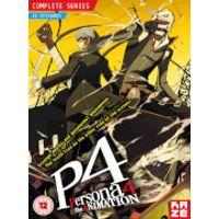 Persona 4 The Animation - Complete Season Box Set - Episodes 1-25