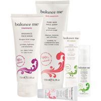Balance Me Deluxe Clearer Skin Kit (Worth 71)