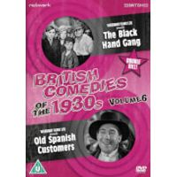 British Comedies of the 1930s - Volume 6
