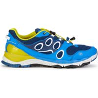 Jack Wolfskin Mens Trail Excite Low Running Shoes - Moroccan Blue - UK 10