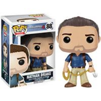 Uncharted 4 A Thiefs End Nathan Drake Pop! Vinyl Figure